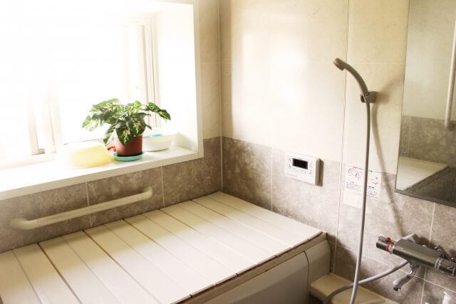 お風呂のリフォームのイメージ