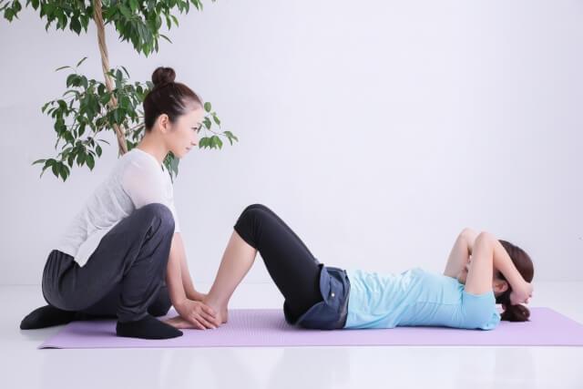 腰痛改善にオススメの筋トレのイメージ