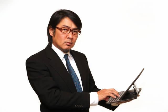 孤独な経営者のイメージ