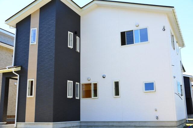 外壁塗装・外壁リフォーム後の家のイメージ
