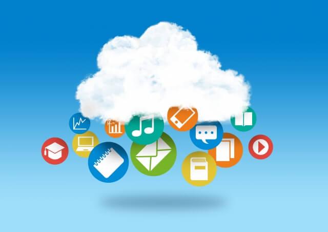 Dropboxのようなオンラインストレージサービス5つのイメージ