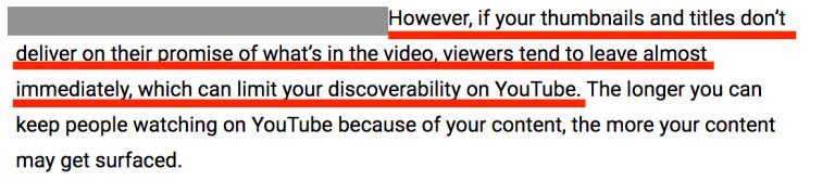 Youtubeクリエーターアカデミーでは強くお勧めしません2