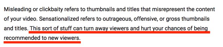 Youtubeクリエーターアカデミーでは強くお勧めしません1